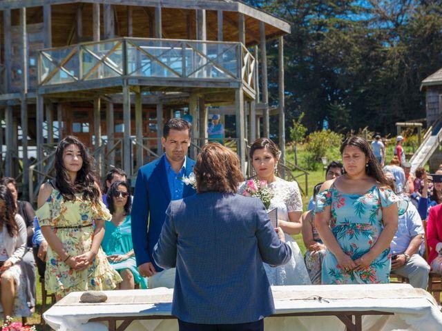 El matrimonio de Germán y Macarena en Puerto Octay, Osorno 13