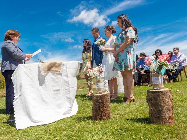 El matrimonio de Germán y Macarena en Puerto Octay, Osorno 14