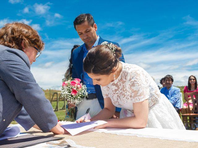 El matrimonio de Germán y Macarena en Puerto Octay, Osorno 17