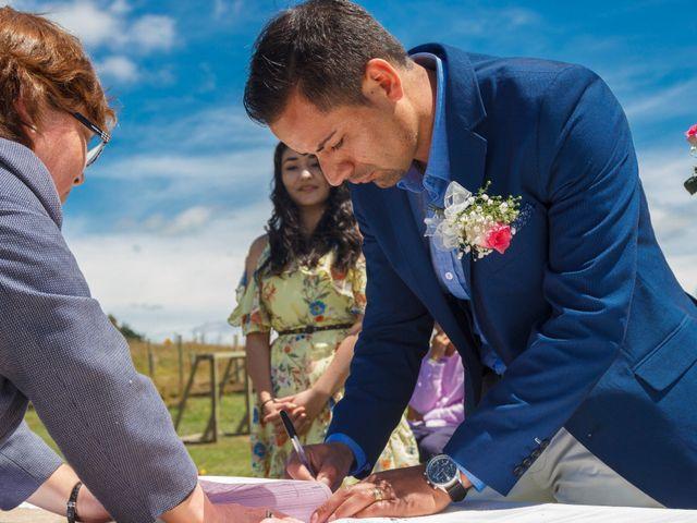 El matrimonio de Germán y Macarena en Puerto Octay, Osorno 18
