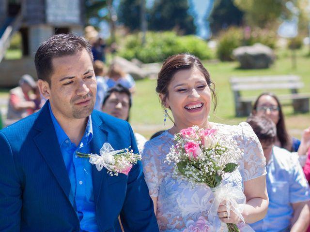 El matrimonio de Germán y Macarena en Puerto Octay, Osorno 20
