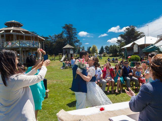 El matrimonio de Germán y Macarena en Puerto Octay, Osorno 21