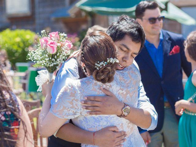 El matrimonio de Germán y Macarena en Puerto Octay, Osorno 22