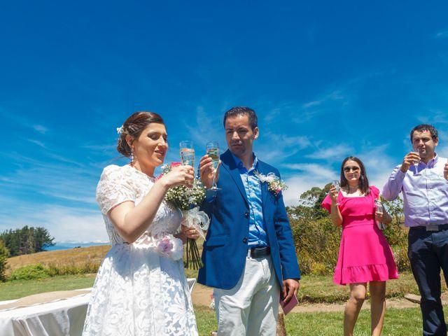 El matrimonio de Germán y Macarena en Puerto Octay, Osorno 24