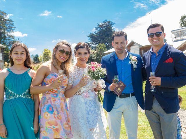 El matrimonio de Germán y Macarena en Puerto Octay, Osorno 25
