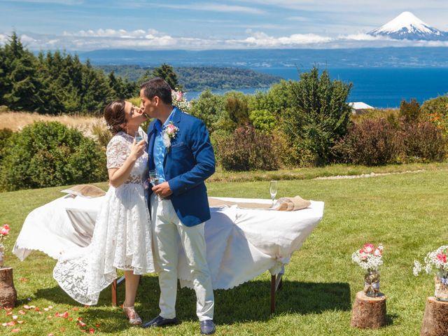 El matrimonio de Germán y Macarena en Puerto Octay, Osorno 26