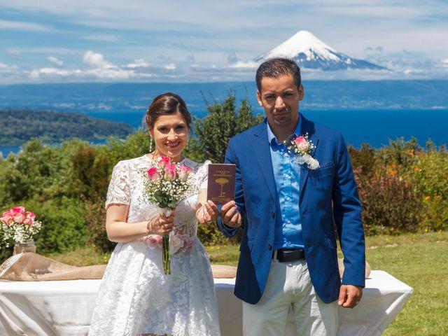El matrimonio de Germán y Macarena en Puerto Octay, Osorno 1