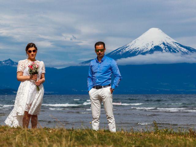 El matrimonio de Germán y Macarena en Puerto Octay, Osorno 30