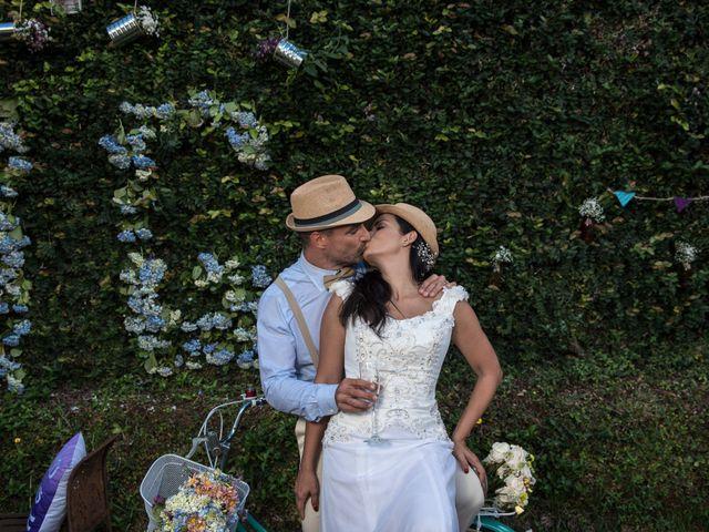 El matrimonio de Gaby y Gerardo