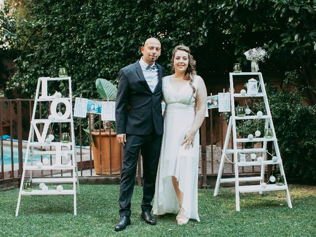 El matrimonio de Carolina  y Claudio