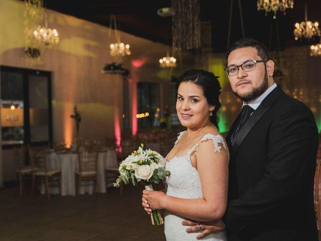 El matrimonio de Beatriz y Marco