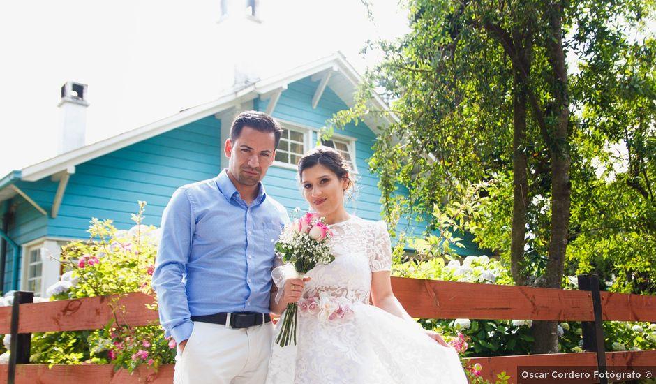 El matrimonio de Germán y Macarena en Puerto Octay, Osorno