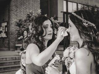 El matrimonio de Camila y Ignacio 3
