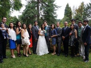 El matrimonio de Paula y Cristóbal 1