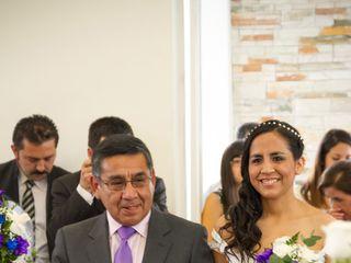 El matrimonio de Paula y Cristóbal 2
