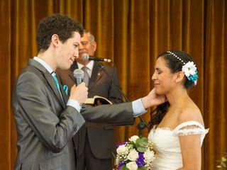 El matrimonio de Paula y Cristóbal 3