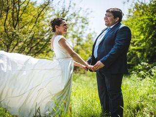 El matrimonio de Daniela y Héctor 2