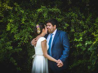 El matrimonio de Héctor y Daniela en La Reina, Santiago 3