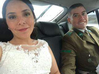 El matrimonio de Nayadet y Iván