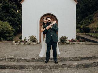 El matrimonio de Mariana y Darío