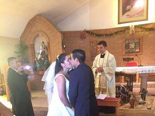 El matrimonio de Camila y Juan Pablo 1