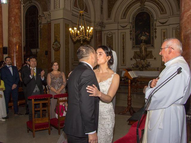 El matrimonio de Rodrigo y María Pía en Las Condes, Santiago 19