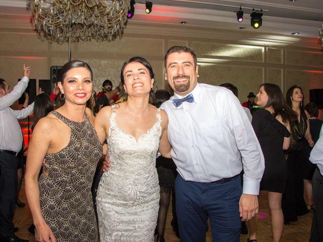El matrimonio de Rodrigo y María Pía en Las Condes, Santiago 22