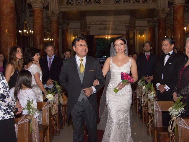 El matrimonio de Rodrigo y María Pía en Las Condes, Santiago 33