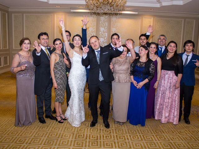 El matrimonio de Rodrigo y María Pía en Las Condes, Santiago 45