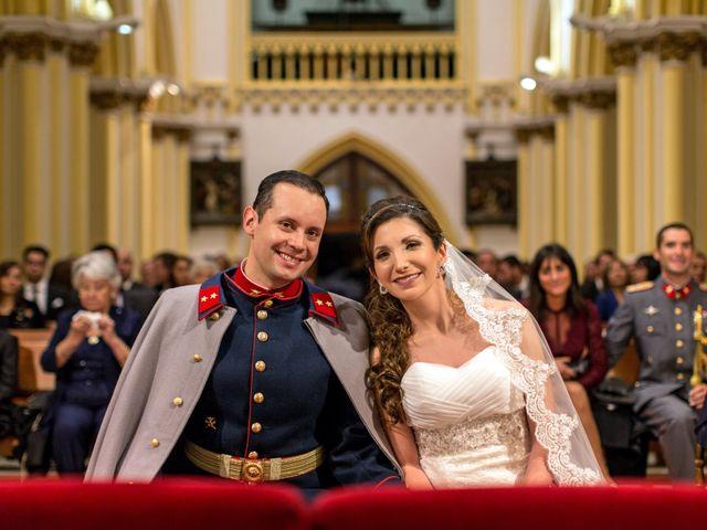 El matrimonio de Paulina y Felipe