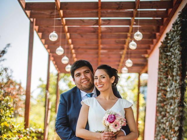 El matrimonio de Héctor y Daniela en La Reina, Santiago 4
