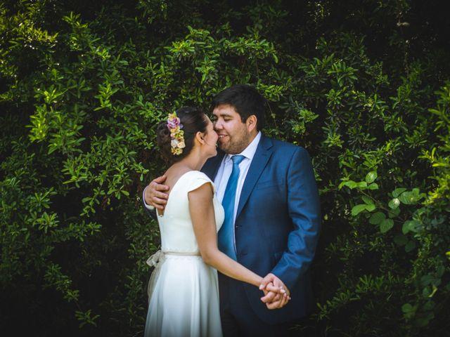 El matrimonio de Héctor y Daniela en La Reina, Santiago 5
