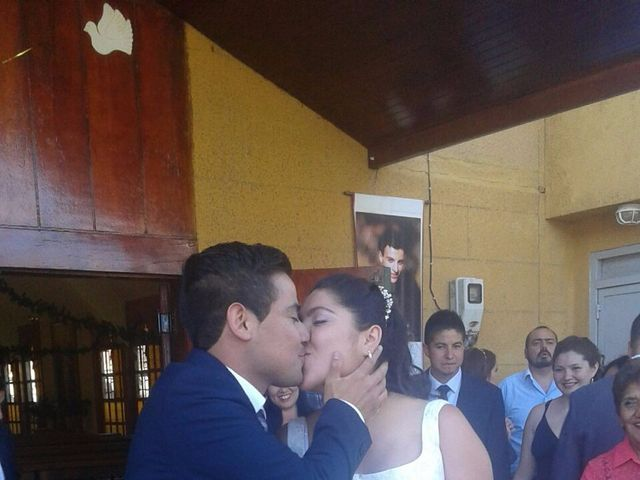 El matrimonio de Juan Pablo y Camila en San Bernardo, Maipo 6