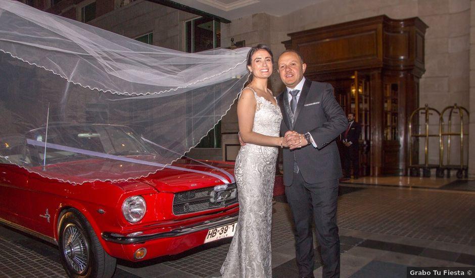 El matrimonio de Rodrigo y María Pía en Las Condes, Santiago