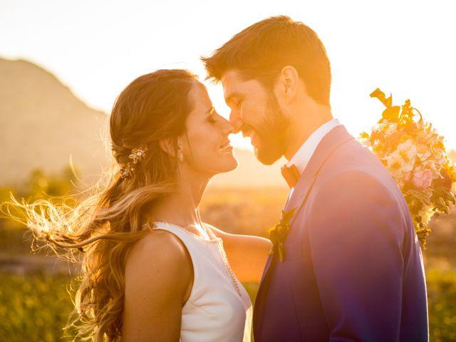 El matrimonio de Fran y Agustín