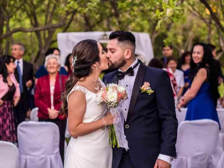 El matrimonio de Tamara y F. Javier