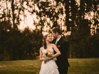 El matrimonio de Consuelo y Joaquín 1