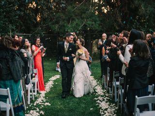 El matrimonio de Consuelo y Joaquín 2