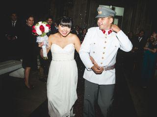 El matrimonio de Anita y Jonny