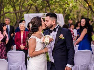 El matrimonio de Tamara y F. Javier 1