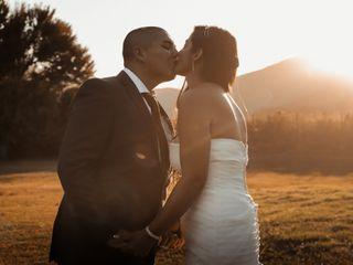 El matrimonio de Macarena y Juan