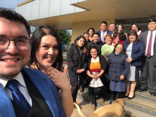 El matrimonio de Carolina y Edgar 2