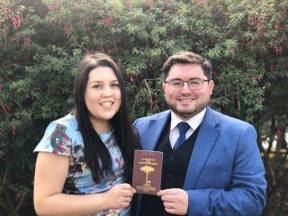 El matrimonio de Carolina y Edgar 1