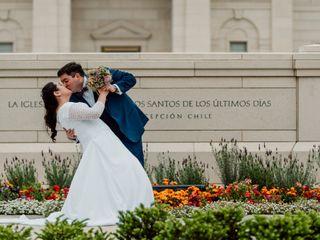 El matrimonio de Carolina y Edgar