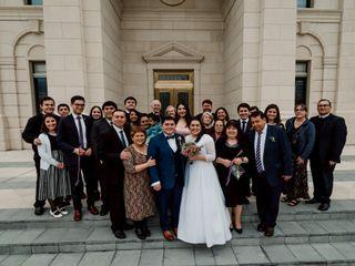 El matrimonio de Carolina y Edgar 3