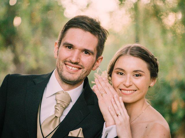 El matrimonio de Consuelo y Joaquín