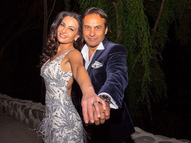 El matrimonio de Cecilia y Marko