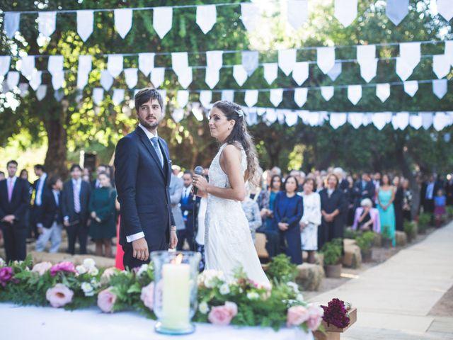 El matrimonio de Andrea y Joaquín
