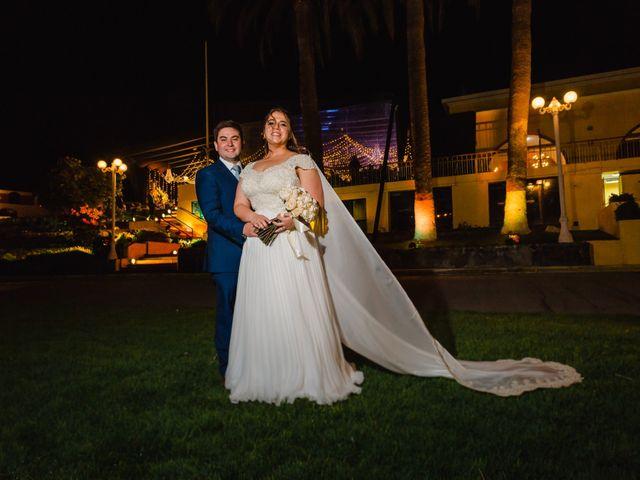 El matrimonio de Bárbara y Patricio