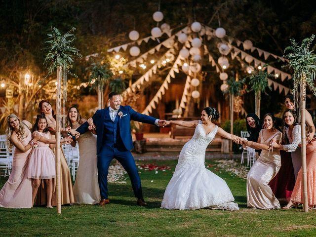 El matrimonio de Emely y David en San José de Maipo, Cordillera 2